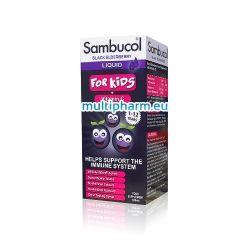 Sambucol For Kids / Самбукол сироп за деца за силен имунитет 120ml