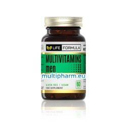 Life Formula / Мултивитамини за мъже 60табл