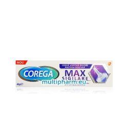 Corega / Корега Максимално Покритие – фиксиращ крем за дентални протези 40g