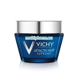 Vichy Liftactiv Supreme / Виши Лифтактив Суприйм Нощен крем с лифтинг ефект 50ml