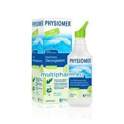 Physiomer / Физиомер Деконгестант спрей при запушен нос 135ml