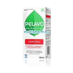 Pelavo Gripactive / Пелаво Комплекс Сироп с имуностимулиращо действие 120ml