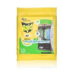 Raid / Райд таблетки срещу молци с аромат зелен чай 18бр