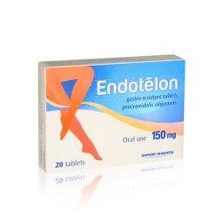 Endotelon / Ендотелон при болки и умора в краката 60табл.