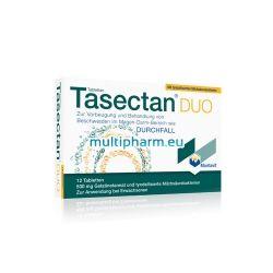 Tasectan DUO / Тазектан ДУО при стомашно-чревни нарушения 12 таблетки