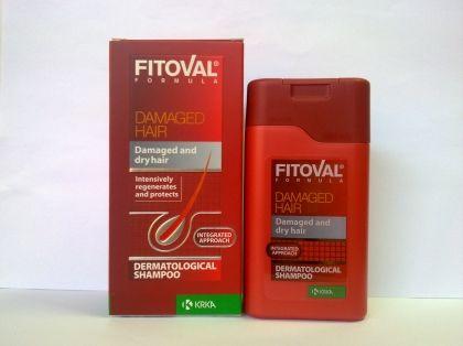Fitoval / Фитовал Шампоан за суха и изтощена коса 100мл.