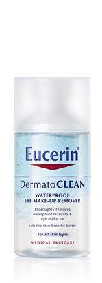 Eucerin DermatoClean / Юсерин Лосион за отстраняване на грим