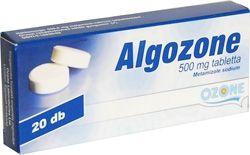 Algozone / Алгозон болкоуспокояващо 20табл.