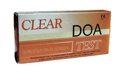 Combo-6 / Тест За наркотици-лента