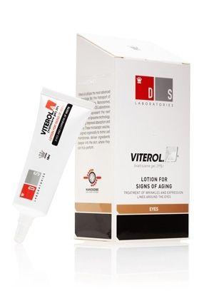 Viterol.A® Eyes / Витерол Околоочен Крем против бръчки 15мл.