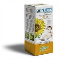 Grintus / Гринтус Сироп при кашлица за деца 180гр.