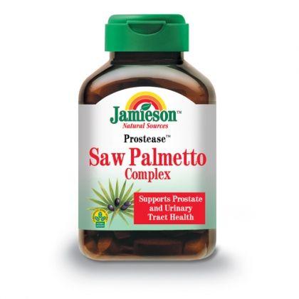 Jamieson / Джеймисън Сао Палмето за здрава простата 30капс. + Подарък 30капс.