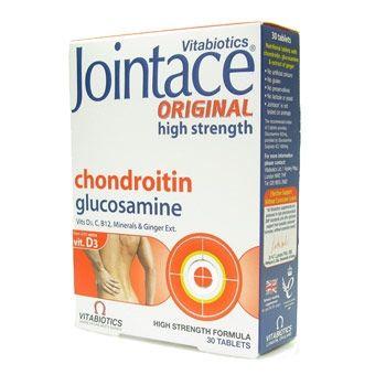 Jointace Original / Джойнтейс Оригинал Хондроитин и Глюкозамин 30табл.