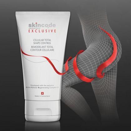 Skincode Exclusive / Скинкод Клетъчен Крем-гел за перфектна фигура 150мл.