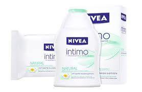 Nivea Intimo Natural / Нивеа Интимен лосион 250мл.