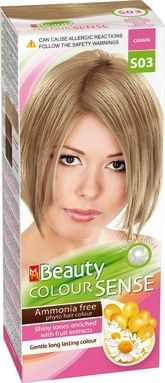 MM Beauty Colour Sense / ММ Бюти фито боя за коса без амоняк S03 сахара