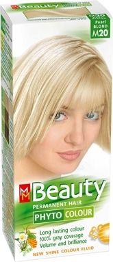 MM Beauty Phyto Colour / ММ Бюти фито боя за коса M20 перлено русо