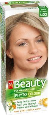 MM Beauty Phyto Colour / ММ Бюти фито боя за коса M03 пясъчно русо