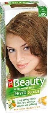 MM Beauty Phyto Colour / ММ Бюти фито боя за коса M05 тъмно русо