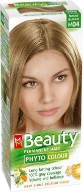 MM Beauty Phyto Colour / ММ Бюти фито боя за коса M04 натурално русо