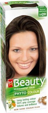 MM Beauty Phyto Colour / ММ Бюти фито боя за коса M09 натурален шоколад