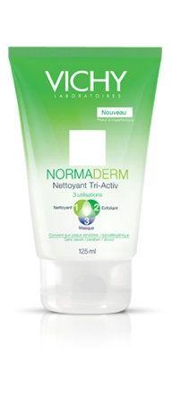 Vichy Normaderm / Виши Нормадерм Три-актив почистващ продукт 3в1 125мл.