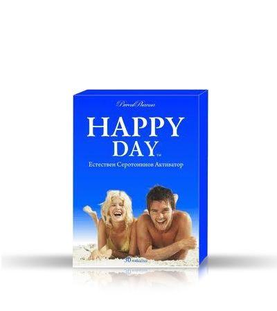 Happy Day / Хепи дей при депресия и безсъние 30 табл.