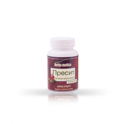 Herbamedica Prestit / Престит за понижаване на кръвното налягане 100 табл.