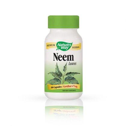 Nature's way Neem / Нийм за подкрепа на възстановяването на кожата 100капс.