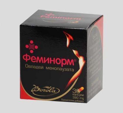 Feminorm / Феминорм При менопауза 30капс.