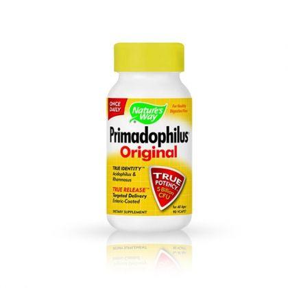 Primadophilus Original / Примадофилус за нормализиране на стомашно чревната функция 90капс.