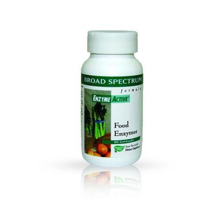 Broad Spectrum Enzyme / Броуд спектрум ензими за здрав организъм 90капс.