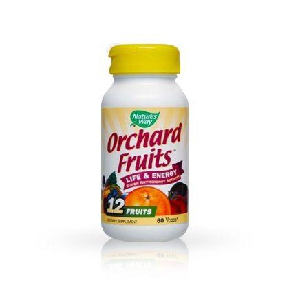 Nature's way Orchard Fruits / Плодов антиоксидант за защита и жизненост 60капс.