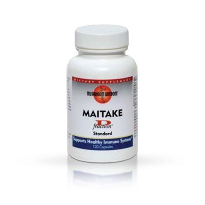 Maitake D-Fraction Standard / Майтаке D-фракция стандарт мощен имуностимулант 120капс.