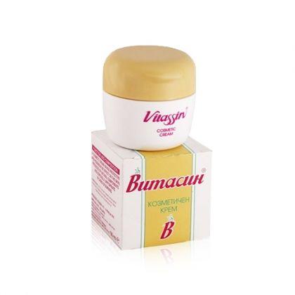 Vitassin / Витасин крем за третиране на екземи, хемороиди, акне, псориазис и други кожни наранявания 50мл.