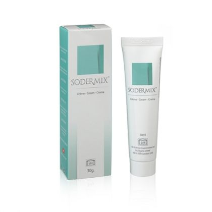 Sodermix / Содермикс крем при белези, сърбеж, възпаления 30гр.