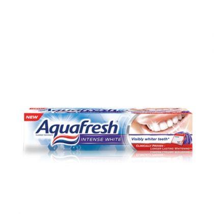 Aquafresh Intense White / Аквафреш паста за зъби за интензивно избелване 100ml.