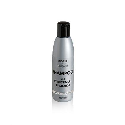 Шампоан с течни кристали против накъсване и двойни връхчета на косата 200мл