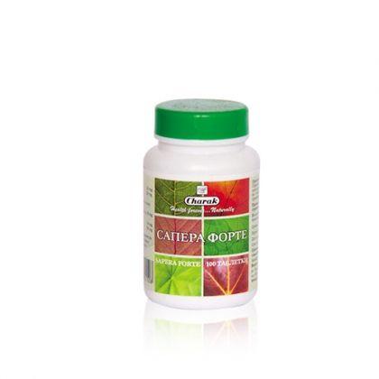 Sapera Forte / Сапера Форте за укрепване на нервната система и сърцето 100табл.