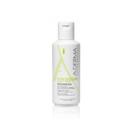 A-Derma Exomega / Екзомега почистващо олио за лице и тяло за суха и атопична кожа при бебета, деца и възрастни