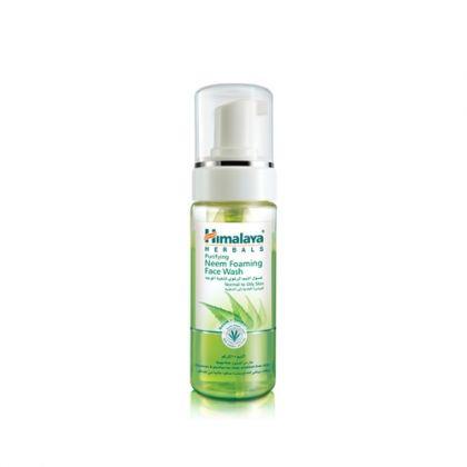 Himalaya Herbals / Аюрведична измиваща пяна за лице с нийм 150мл