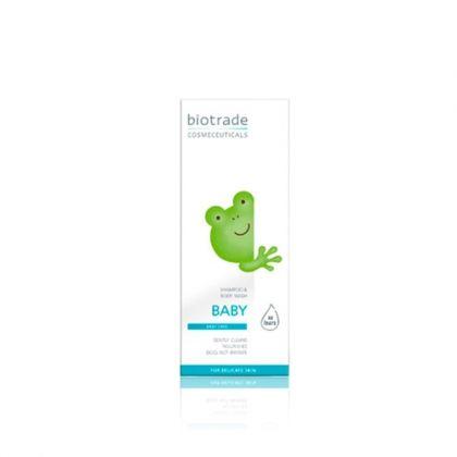 Biotrade  / Биотрейд бебешки шампоан за коса и тяло 250мл