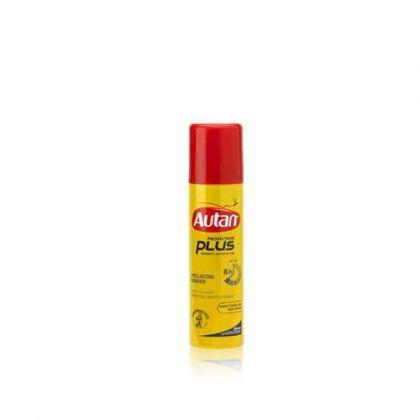 Autan Protection Plus Spray / Аутан Протекшън Плюс спрей за тяло против насекоми 100мл.