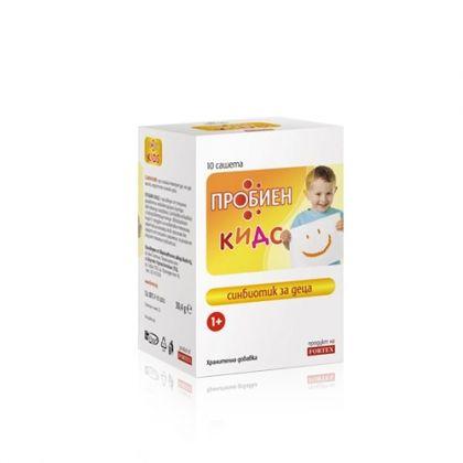 Пробиен Кидс синбиотик за деца 10 сашета