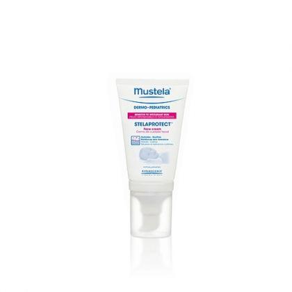 Mustela Stelaprotect / Мустела Крем за лице за чувствителна кожа 40мл.
