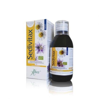 Sedivitax / Седивитакс сироп за спокоен сън подходящ и за деца 220мл