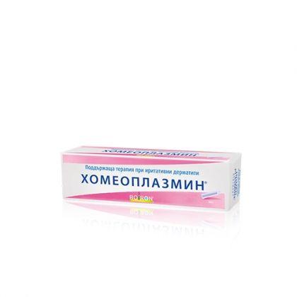 Homeoplasmine / Хомеоплазмин при иритативни дерматити 40гр унгвент