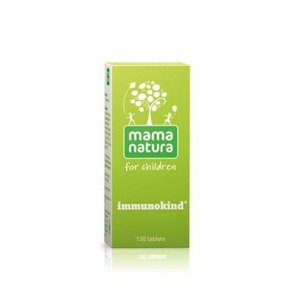 Immunokind / Имунокинд За засилване на имунитета при кърмачета и малки деца 150табл