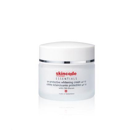 Skincode Essentials / Скинкод Избелващ защитен крем SPF12 50мл.