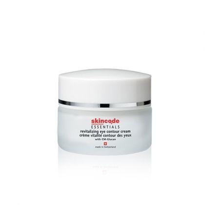 Skincode Essentials / Скинкод Възстановяващ околоочен крем 15мл.